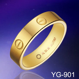 6mm Wedding Tungsten Ring 18K Gold Plated Tungsten Rings Mens Rings Perfect engagement Rings