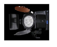 Wholesale Flash units LED Video Lights Lamp DV Camcorder DSLR Camera Lighting F amp V R3 II With Barn Doors Filter