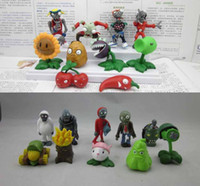 Wholesale 20 Styles Plants VS Zombies Game Figures Toys Dolls Ornaments Doll Toy Model A amp B Birthday Gift