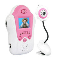 Wholesale 1 inch wireless baby monitor GHz digital Video camera