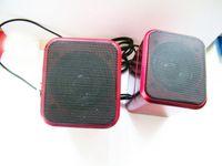 Wholesale Digital portable Speaker Mini Speaker MP3 Player USB Disk Micro SD TF Card FM Radio