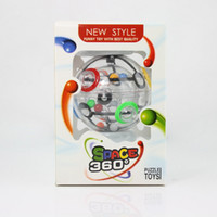 Wholesale Magic Sphere Puzzle Toy Rubik Spin Ball Space Globe toy2011
