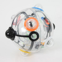 Wholesale Best Gift Educational Toy Magic Sphere Puzzle Toy Rubik Spin Ball Space Globe toy2011