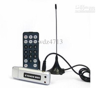 Wholesale Digital USB DVB T HDTV TV Tuner Recorder Receiver European use Gift amp Free Shipp