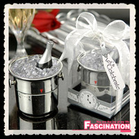 Wholesale Champagne Bucket Kitchen Timer Wedding Party Favor