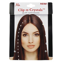 Wholesale Bling Hair Crystals Extension Crystal Hair Sparkle Color U Pick Best Quality