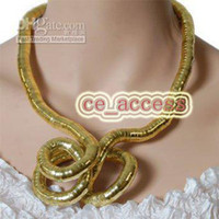 Other bendy necklace lot - many color available fashion necklace soft bendy snake necklaces
