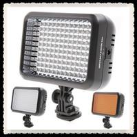 Wholesale YONGNUO YN1410 Pro LED Video Light for SLR DSLR Camera Camcorder LED Levels Adjustment