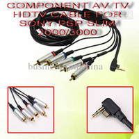 Wholesale COMPONENT AV TV HDTV CABLE FOR SLIM