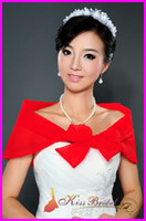 Wholesale 2012 Red Hot New Arrival Feather Sleevesless Cheap Bridal Wedding Shawls amp Jacket