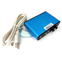 Wholesale 6 Channel PCI External Moveable USB Sound Card