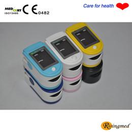 Wholesale CE proved LED Fingertip Pulse Oximeter Spo2 Monitor Health moniter Body care product