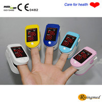 Wholesale 5 Worldwide Portable Pulse Oximeter Spo2 Monitor oxygen moniter