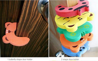 baby gates - Door Stopper Baby safety products baby safety gate card Animal model