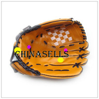 Wholesale hot baseball glove inch soft PVC material pitcher glove left hand glove