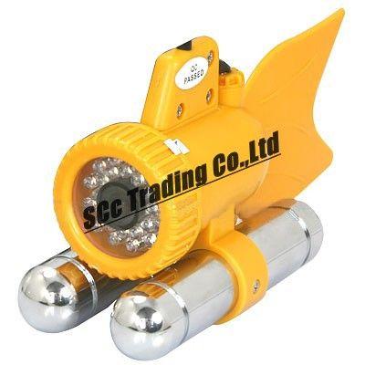 50meter cable underwater fishing camera 2 steel ballast for Best underwater fishing camera