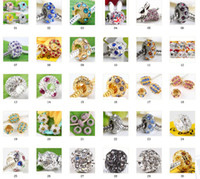 Wholesale New arrival Sterling Silver beads charms Fit Chamilia Biagi Bracelet Mixed