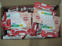 Wholesale Slim Mouth Exercise Piece Beauty Oval Shape Face Makeup Tool