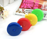 Wholesale mini colorful multifunctional measuring tape cm