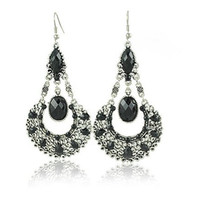 Women's antique chandelier crystals - Cheap Crystal Earrings on sale antique jewelry Womens Earring LM E016