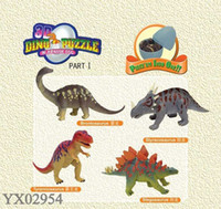 no 3d puzzles - 3D Animal D Puzzle DIY Toys Dinosaur Assembling Educational toy gift D DINO PUZZLE IN JURASSIC EGG