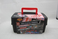 Wholesale 24pcs Metal Fight BeyBlade BB52 Takara Tomy Beyblade Beycarrier Hard Strong Box Beyblade Storage Box