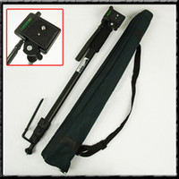 Wholesale 70 Professional SLR Camera Monopod Way Pan Head Bag