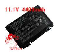 Wholesale New ASUS K50 K50I K50ID K50IE K50Ij K50IN K50IP Battery mAh