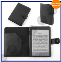 Wholesale Leder Tasche Case Hulle Cover f Amazon Kindle