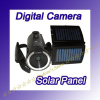 Wholesale HDV T92 quot LCD Digital Video Camcorder Camera X digital Zoom MP Dual solar Panel battery HD T92