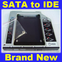 Wholesale 2nd Hard Disk Drive HDD caddy for DELL XPS M1210