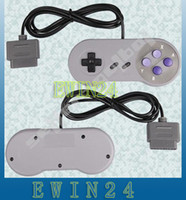 New Controllers Gamepads for Super Nintendo SNES Console Who...