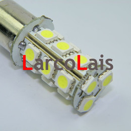 10pcs White 1156 BA15S 18 SMD 5050 LED Light Car Turn Brake Reverse for Tail Rear Signal Lights Bulb
