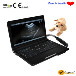 Wholesale Professional B Ultrasound For Animal use CE Proved Salable Full Digital Laptop Ultrasound Scanner with one Probe