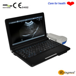 Wholesale Direct Manufacturer Full Digital Laptop Ultrasound Scanner with convex Probe linear probe to USA
