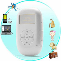 Wholesale children GPS Tracker TK105 with SMS and Two Way Calling SOS function