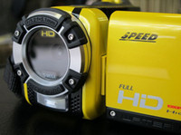 Wholesale Full HD p Camcorder MP underwater digital video camera IPX8 waterproof