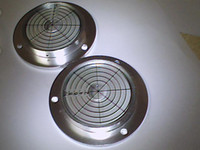Wholesale 80MM MM MM Circular level Spirit Levels metal level Bubble Level gradienter bullseye Level