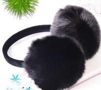 Wholesale Rabbit ears set of ears copy bag ear cover ears in warm adjustable men and women type