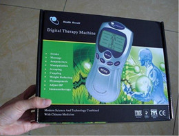 Wholesale Health Herald Digital Therapy Machine Pain Therapy Tens Acupuncture Massager
