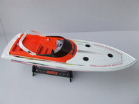 Wholesale 3 channel RC Boat Electric Century Super Power Radio Remote Control Racing boats ship toys