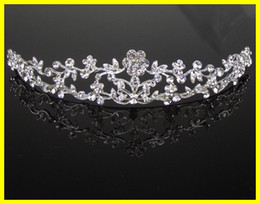 Wholesale In Stock Clearance Sale Dazzling Crown Homecoming Party Wedding Bridal Accessories Princess Tiaras I