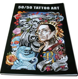 Wholesale Pop TATTOO ART PROJECT Tattoo BOOK BY HENRI B Tattoo Flashes