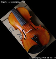 Wholesale New arrival rare varnished violin with case
