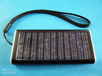 application cell phones - Multi Application MP3 MP4 PDA USB Laptop Phone camera Solar Cell Chargers Battery mAh functional