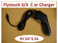 Wholesale High quanlity V A Car Charger fits to Flytouch Flytouch Android Tablet PC