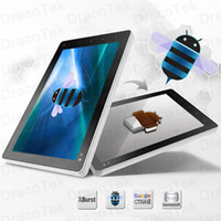 Wholesale Ainol Honeycomb Novo7 quot Android Tablet Capacitive JZ4770 XBurst GHz MB DDR3 WIFI dual Camera