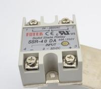 Wholesale SSR DA MANUFACTURER A solid state relay single phase ssr FOTEK