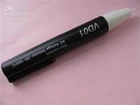 ac voltage alarm - LED AC Pen Stick Probe Sensor Alarm Non Contact Pocket Voltage Detector Tester V Visual Alert