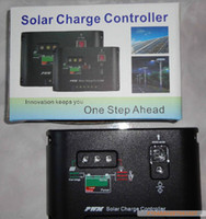 Wholesale PWM code solar charge controller solar regulator A V V auto switch